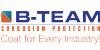 B-Team Corrosion Protection- Sisteme complete de materiale si servicii pentru protectii anticorozive