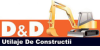 D&D Utilaje de construcții - Discuri și carote diamantate - Scule și unelte