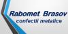 RABOMET - Soluții complete în domeniul confecțiilor metalice!