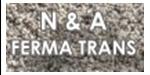 N & A FERMA TRANS - Transport și comercializare produse de balastieră, curățare șantiere, transport moloz