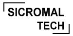 SICROMAL TECH – Table, oțeluri inoxidabile și confecții metalice