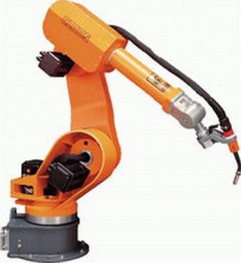 Sudura-robotizare - robot industrial