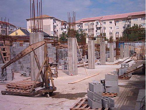 Constructie ansamblu rezidential nou