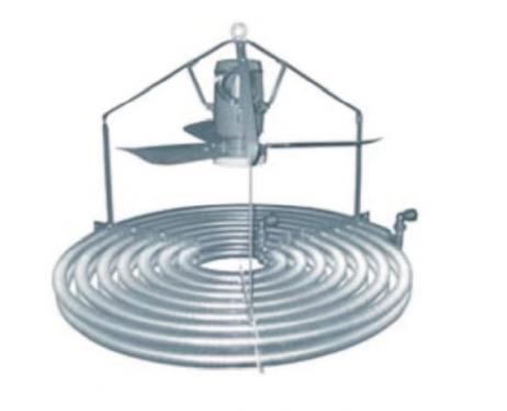 LOW TEMP NIVOLAIR - o combinatie dintre un sistem de incalzire si un ventilator cu elice