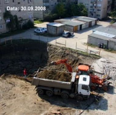 Constructie Ansamblul Rezidential Plavat 2