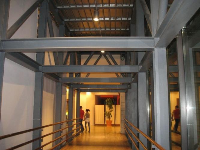 Structuri metalice Iulius Mall Timisoara