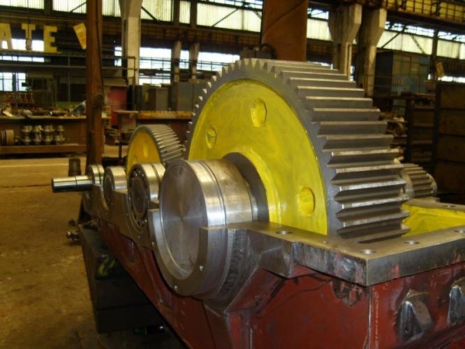 Piese de schimb echipamente industriale