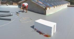Lucrare acoperis terasa