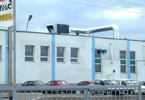 Constructii industriale Timisoara