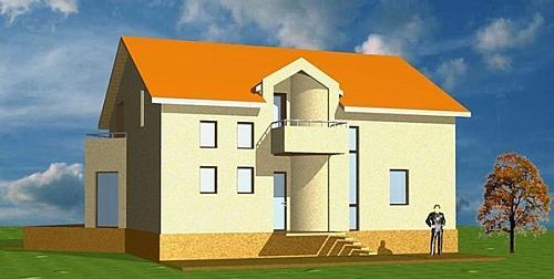 Proiectare case familiale