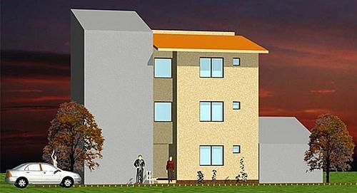 Proiectare blocuri de locuinte
