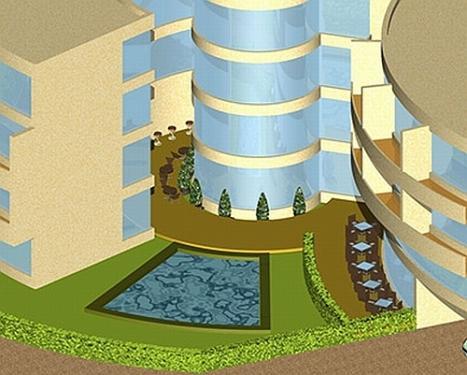 Proiectare hotel