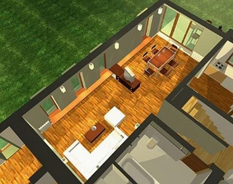 Proiectare interior casa