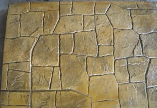 Pavaje din beton amprentat