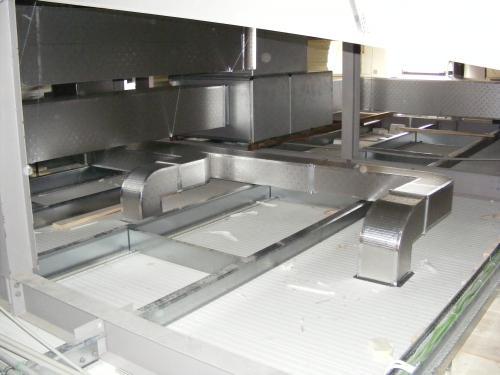 Instalatii de ventilatie si tratare a aerului