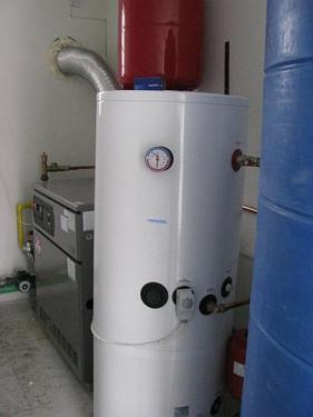 Instalatii sanitare - montare boiler