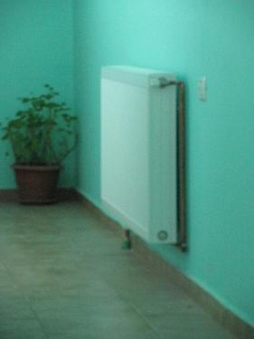 Montaj calorifere de perete