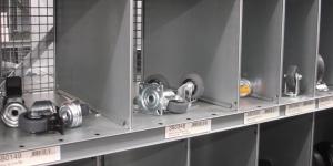 Rafturi metalice standard