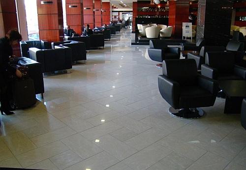 Placari cu marmura hotel Continental