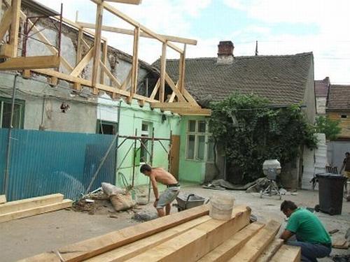 Constructii servicii Timisoara