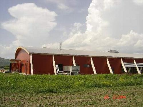 Acoperis hala de productie Timisoara