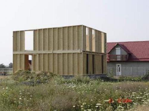 Case din lemn Timisoara