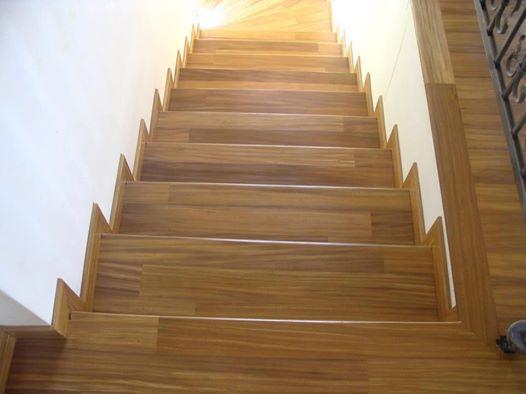 Pardoseli si scari din lemn
