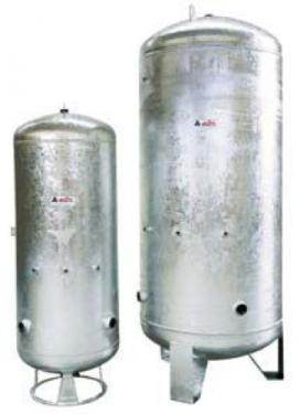 Rezervoare galvanizate