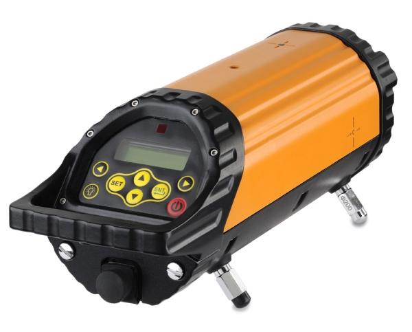 Laser pentru canalizatii