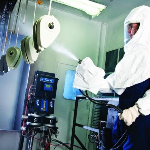 Sisteme de mixare si pulverizare doua componente