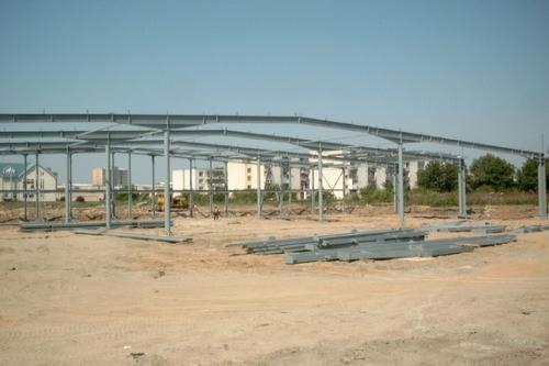 Proiectare si montaj constructii metalice