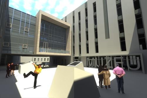 Centrul Multifunctional Judetean pentru  sustinerea afacerilor Timisoara