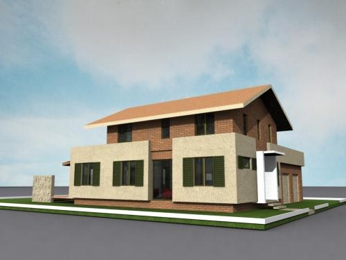 Arhitectura si proiectare case