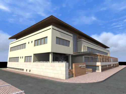 Proiectare Scoala Speranta Timisoara
