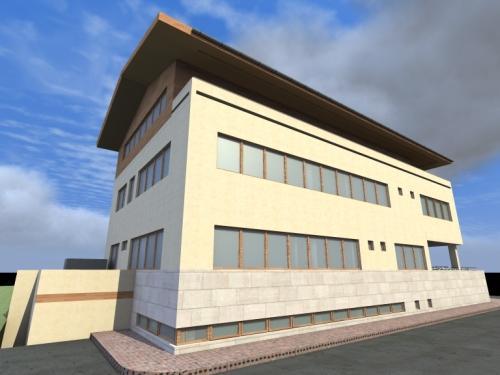 Proiectare arhitectura scoala Speranta Timisoara