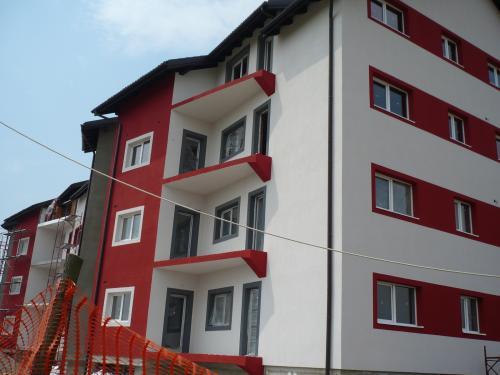 Bloc Panera (Giroc) Timisoara termosistem