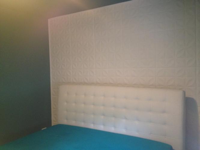 Constructii decorative - perete fals