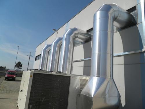 Instalatie de climatizare