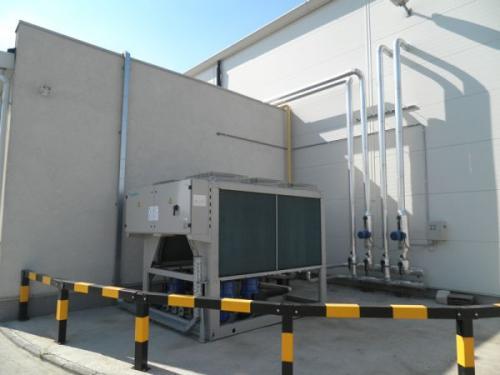 Service instalatii si echipamente frigorifice