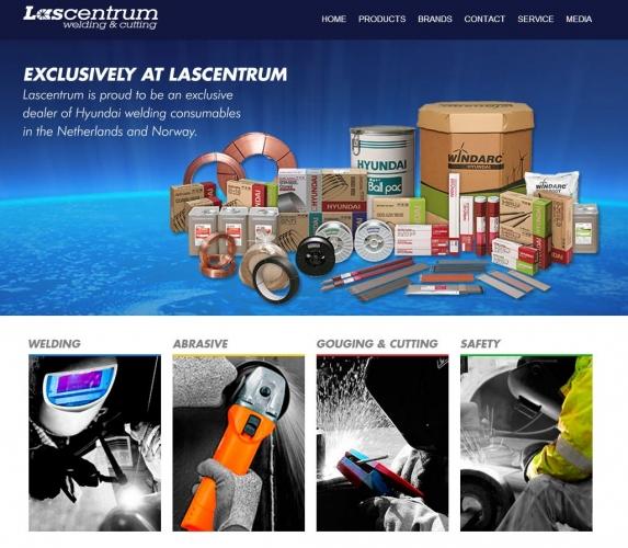 Lascentrum - echipamente si consumabile de sudare