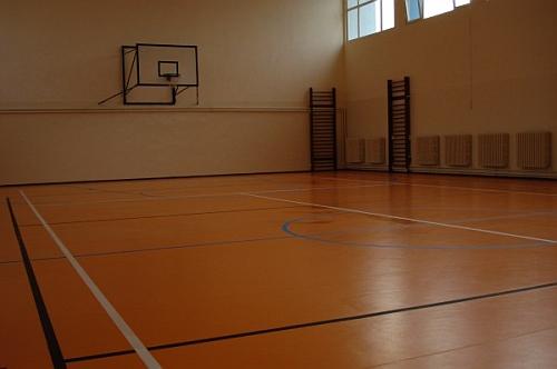 Covor PVC sala sport