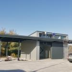 Structuri metalice Partner Construct