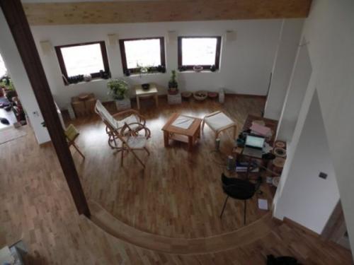 Interior cu vopsea de var Timisoara