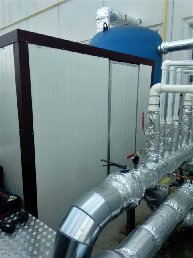 Instalații frigorifice industriale  FRIGOBONN