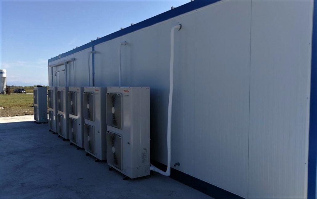 Sisteme de ventilație  FRIGOBONN