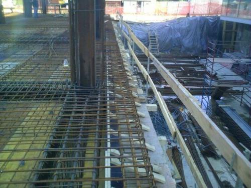 Fasonare armaturi fier beton pentru structuri
