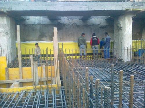 Servicii complete de montaj si fasonare armaturi fier beton