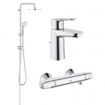 Set duș Grohe New Tempesta