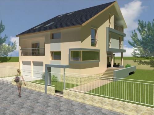 Proiect cladire rezidentiala