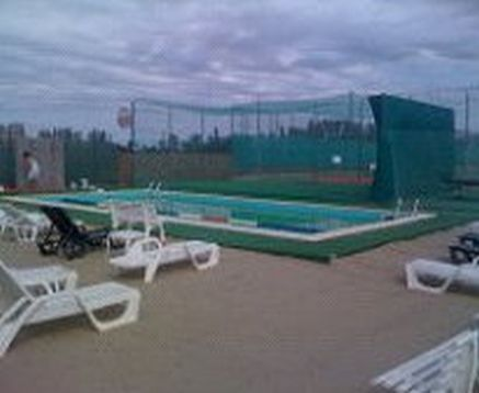 Amenajare baza sportiva - piscina